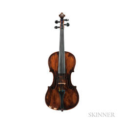 Violin, Attributed to Ungarini Family