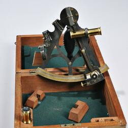 Charles Kennedy's Boxed Sextant