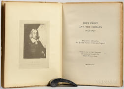 John Eliot and the Indians 1652-1657.