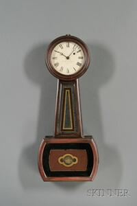 E. Howard No. 5 Regulator Clock