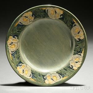 Newcomb Pottery Decorated Plate