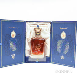 Johnnie Walker Blue Label King George V, 1 750ml bottle (pc)