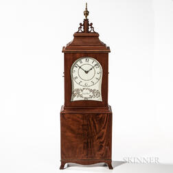 Elmer Stennes Massachusetts Shelf Clock