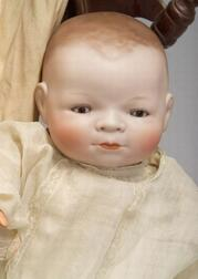 Bisque Head Bye-lo Baby Doll