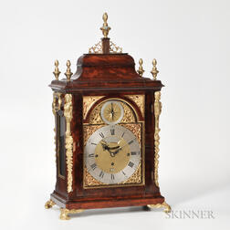 Charles Cabrier Dual Chime Bracket Clock