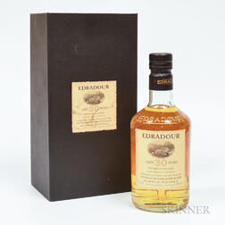 Edradour 30 Years Old 1973, 1 750ml bottle (pc)