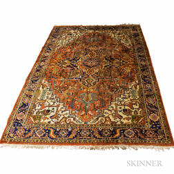 Indo-Heriz Carpet
