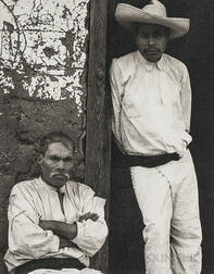 Paul Strand (American, 1890-1976)      The Mexican Portfolio