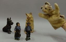 Small Group of Toys