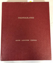 Alvin Langdon Coburn (American, 1882-1966)      Photographs  /A Portfolio of Ten Works