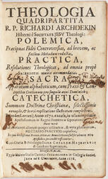 Archdekin, Richard (1616-1690) Theologia Quadripartita.