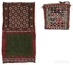 Two South Persian Soumak Bags