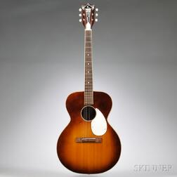 American Guitar, Kay Musical Instrument Company, Chicago, c. 1960