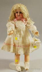 Handwerck 79 Bisque Socket Head Doll