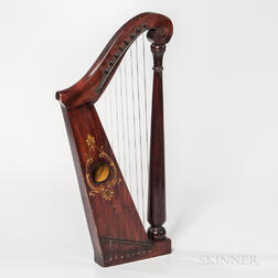 Odd Fellows Automatic Self-playing Harp