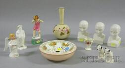 Eleven Assorted Ceramic Collectable and Decorative Items