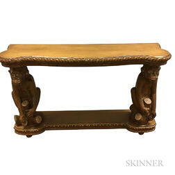 Chimpanzee Console Table