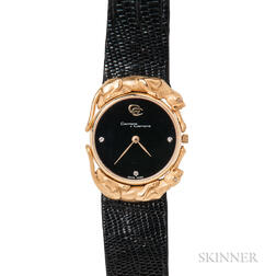 "18kt Gold and Diamond ""Panther"" Wristwatch, Carrera y Carrera"