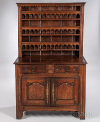 Louis VXI-style French Provincial Fruitwood Dresser