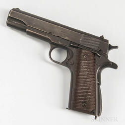 Ithaca Model 1911A1 Semiautomatic Pistol