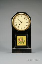 """""""Eight Day Mantel Spring"""" by the Terry Clock Company"""