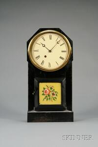 """Eight Day Mantel Spring"" by the Terry Clock Company"