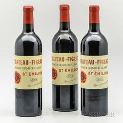 Chateau Figeac 2014, 3 bottles
