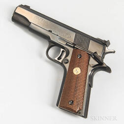 Colt MKIV Series 70 Gold Cup National Match Semiautomatic Pistol