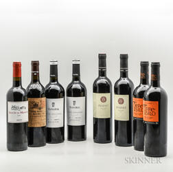 Mixed Iberian Reds, 8 bottles
