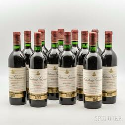 Chateau Giscours 1967, 12 bottles