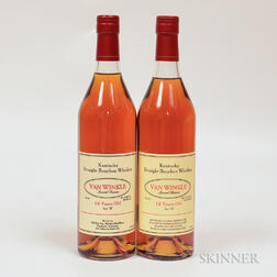 Van Winkle Special Reserve 12 Years Old Lot B, 2 750ml bottles