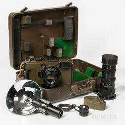 U.S. Army Signal Corps KS-6(1) Camera Set