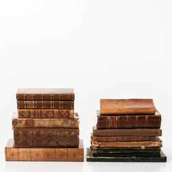 Fourteen Early Cooking and Related Books