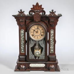 "Gilbert ""Amphion"" Shelf Clock"