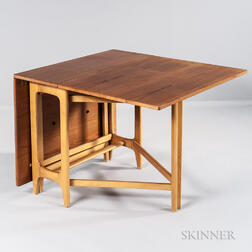 Bendt Winge Drop-leaf Table