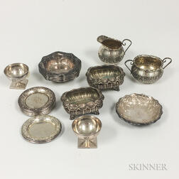 Group of Gorham Sterling Silver Tableware