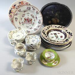 Group of Tableware