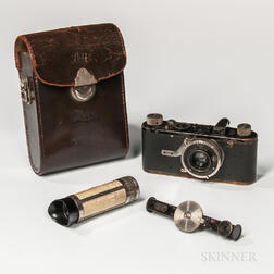 "Leica I Model B ""Rim Set Compur,"""