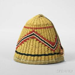 Nez Perce Infant's Hat