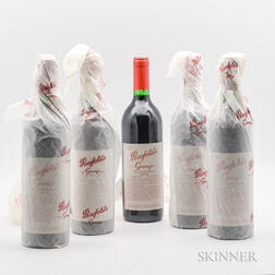 Penfolds Grange 1998, 5 bottles