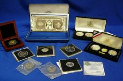 World Cup USA 1994 Commemorative Coins Three-Coin Proof Set