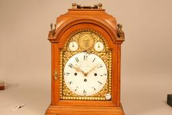 Joseph Kraus Grand Sonnerie Bracket Clock