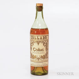 Collado Conac 12 Years Old, 1 4/5 quart bottle