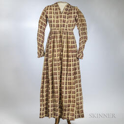 Calico Wet Nurse Dress