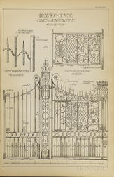 Murphy, Bailey Scott (1876-1914) English and Scottish Wrought Ironwork.