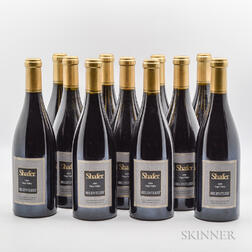 Shafer Relentless 1999, 11 bottles