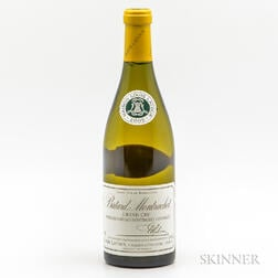 Louis Latour Batard Montrachet 2005, 1 bottle
