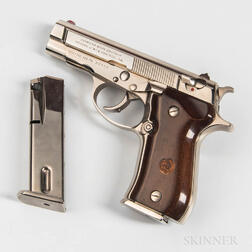 Browning Model BDA380 Semiautomatic Pistol