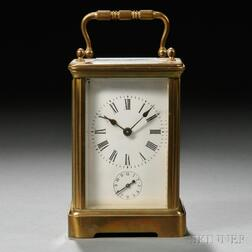 Time and Alarm Carriage Clock