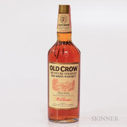 Old Crow, 1 quart bottle